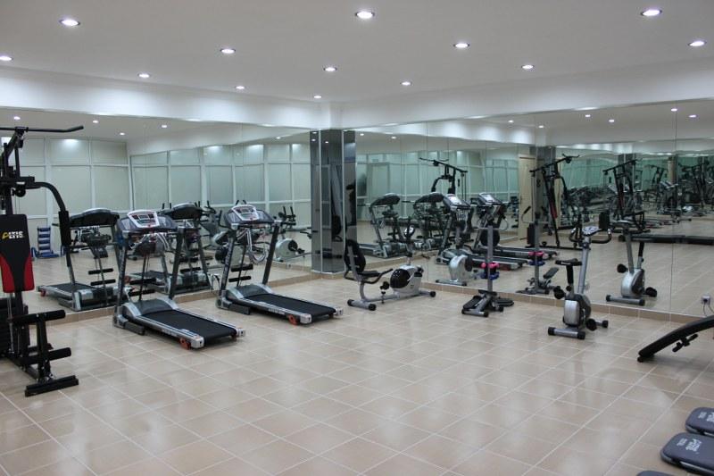 Spor Salonu Temizleme